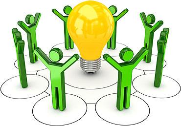 Fællesskab om den gode ide....!